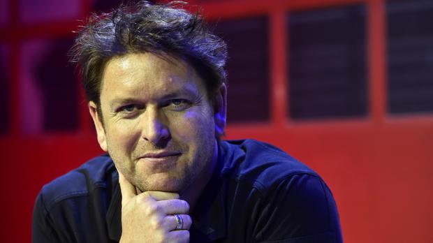 James Martin has presented Saturday Kitchen for 10 years
