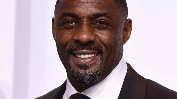 Idris Elba plays DCI John Luther in Luther