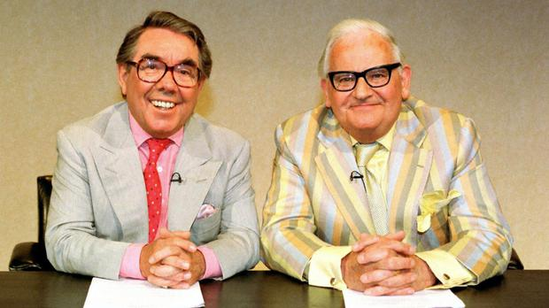 Co-star Ronnie Barker died in 2005