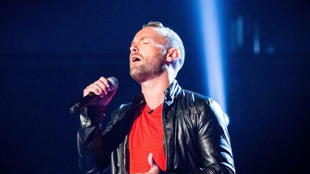 The Voice contestant Kevin Simm, who has said he will not let