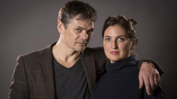 Rob Titchener, played by Timothy Watson, and Helen Titchener, played by Louiza Patikas, star in a hard-hitting storyline in The Archers (BBC/PA)