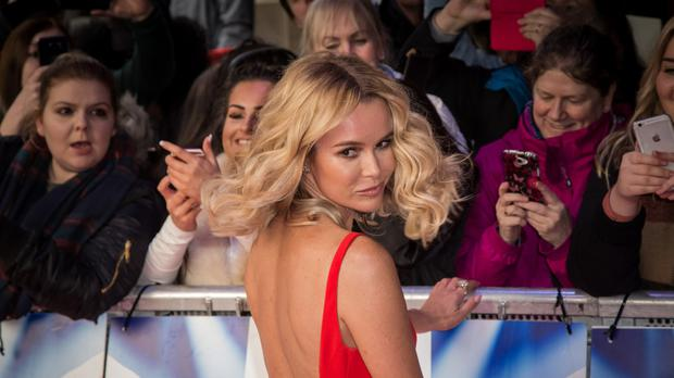 Amanda Holden has said she thought Susan Boyle was a stand-up comedian before she sung in her audition