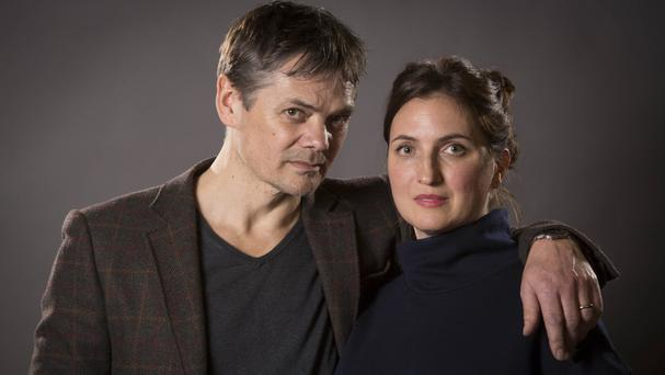 Helen Titchener, played by Louiza Patikas, and Rob Titchener, played by Timothy Watson, from BBC Radio 4 soap The Archers (BBC/PA)
