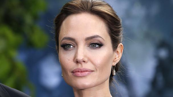 Angelina Jolie Pitt is a UNHCR special envoy