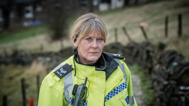 The second series of Happy Valley, which stars Sarah Lacashire, drew complaints from viewers over the