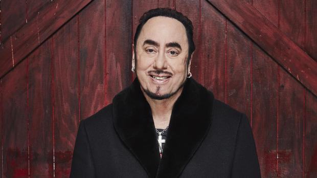 David Gest was found dead at a luxury London hotel