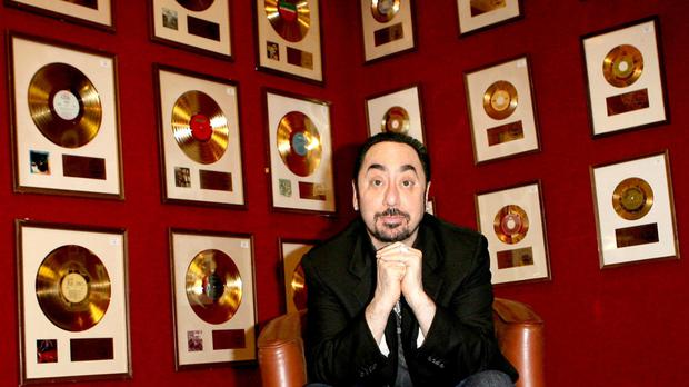 The David Gest Is Not Dead tour will begin in his adopted city of York