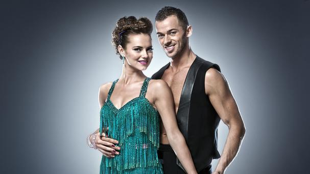 Kara Tointon and Artem Chigvintsev won Strictly in 2010 (BBC/PA)