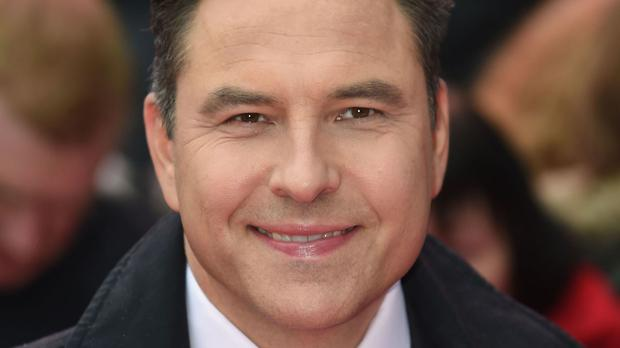 David Walliams told his 1.6 million Twitter followers that