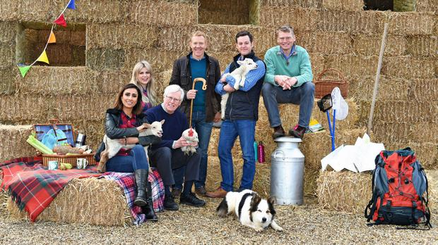 Countryfile Live will take place at Blenheim Palace on August 4-7 (BBC/PA Wire)
