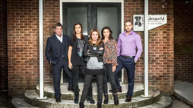 Coronation Street's Connor family (ITV/PA)