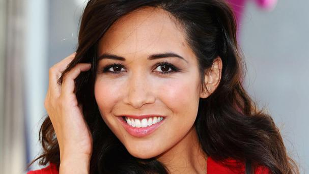 Presenter Myleene Klass says she loves being a single mother