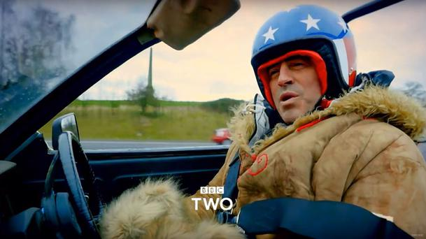 Matt LeBlanc is part of the new Top Gear team