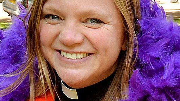 Kate Bottley is the vicar of Blyth, Scrooby and Ranskill in north Nottinghamshire