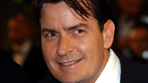 Charlie Sheen will appear at the Theatre Royal, Drury Lane, in London