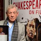 Sir Ian McKellen played the lead role in Richard III
