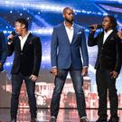 Vox Fortis during the audition stage for ITV1 talent show Britain's Got Talent (Syco/Thames TV)