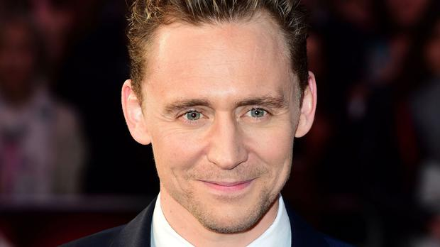 Hiddleston is one of the favourites to take over from Daniel Craig as James Bond