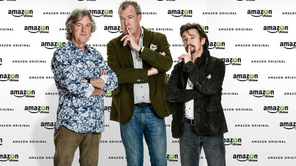 James May, Jeremy Clarkson and Richard Hammond are to host a new motoring show on Amazon Prime
