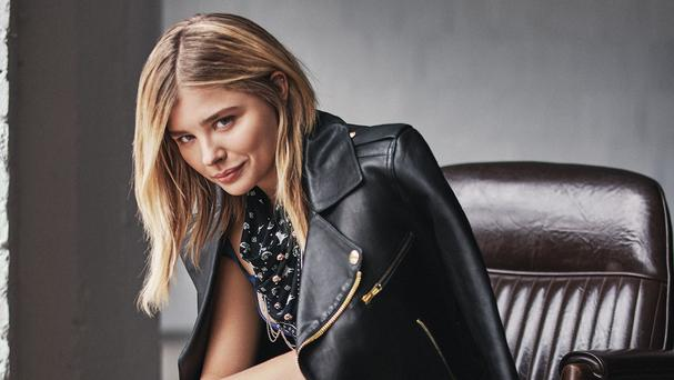 Chloe Grace Moretz has fought back over accusations of prudish behaviour in her Twitter spat with Kim Kardashian (Glamour/PA)