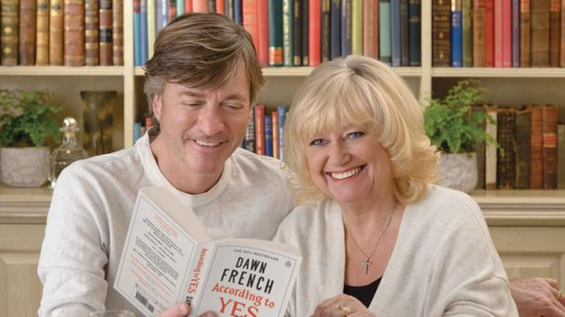 Richard Madeley and Judy Finnigan are Lorraine's inspiration (WHSmith/PA)