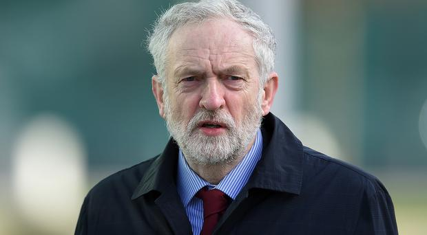 Jeremy Corbyn faces questions over leadership after Labour suffered losses