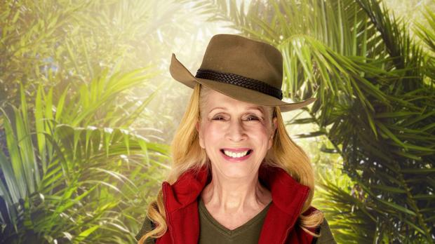 Lady Colin Campbell in I'm A Celebrity... Get Me Out of Here!