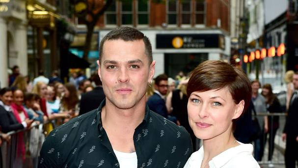 Baby Trixie is the third child for Matt and Emma Willis