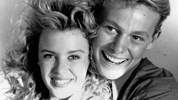 Jason Donovan starred alongside Kylie Minogue in Neighbours