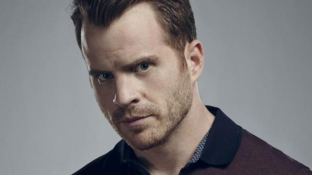 Rob Kazinsky is starring in a new US TV drama