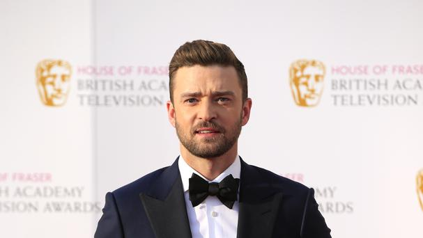 Justin Timberlake Releases Official