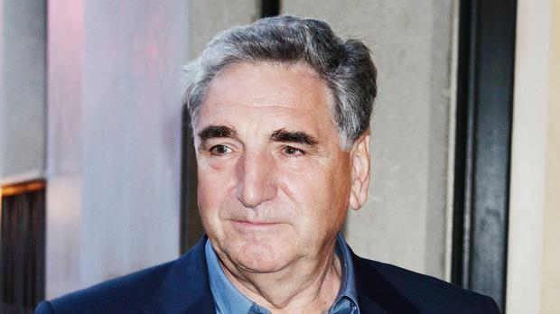 Jim Carter is in contention for an award