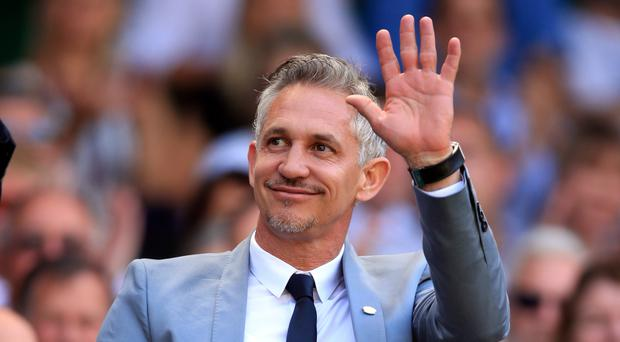Gary Lineker pledged to host Match Of The Day in his undies