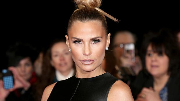 Katie Price's disabled son Harvey swore on Loose Women, prompting an apology