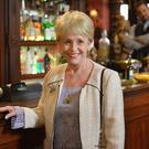 Barbara Windsor played Peggy Mitchell in EastEnders