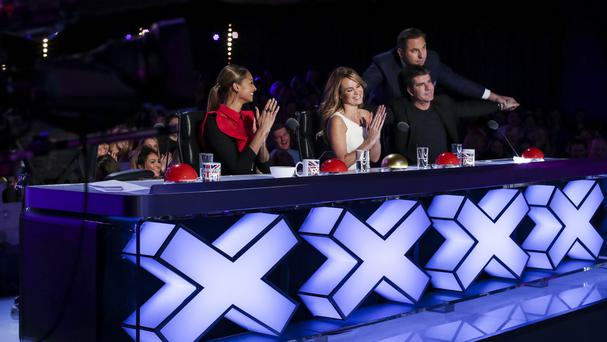 The judges on Britain's Got Talent were impressed (Syco/Thames)