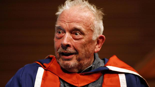 Photographer David Bailey now wants Britain to leave the EU, the opposite of the position he took in the 1970s
