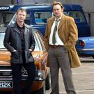 Philip Glenister (right) said he would be keen on continuing the story of DCI Gene Hunt