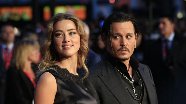 Johnny Depp and Amber Heard are divorcing