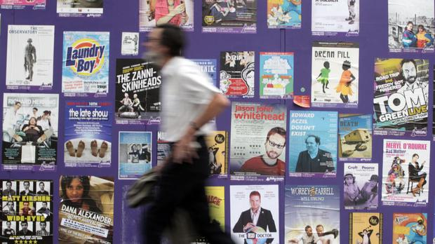 The Edinburgh Festival Fringe will see 50,266 performances of 3,269 shows in 294 venues across the Scottish capital