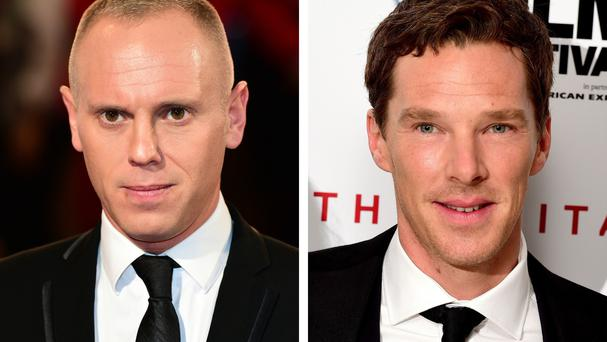 Judge Rinder has revealed he gave up acting because Benedict Cumberbatch was so much better than him at it
