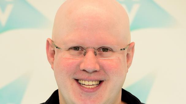 Matt Lucas first appeared as Nardole in Doctor Who on Christmas Day 2015