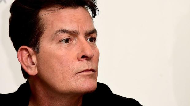 Charlie Sheen spoke about being diagnosed with HIV