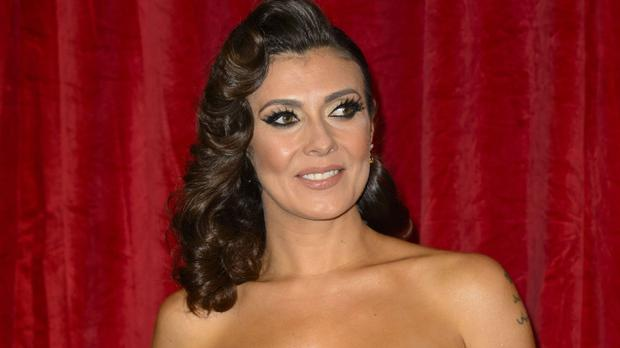 A tabloid said one of its reporters was shown film of Kym Marsh performing a sex act with the footage up for sale