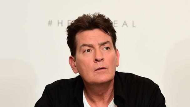 Charlie Sheen gave a no-holds barred interview