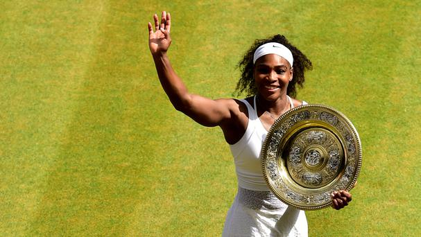 Serena Williams said that singing is not her forte
