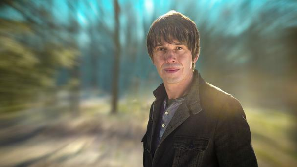 Professor Brian Cox has admitted he was nervous about presenting his first ever television series for BBC One (BBC/PA)
