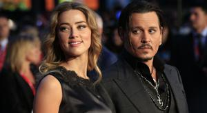 Amber Heard has accused husband Johnny Depp of domestic abuse