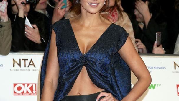Michelle Keegan is to play the role of Bobby Moore's wife Tina