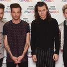 One Direction will win the award for the second time